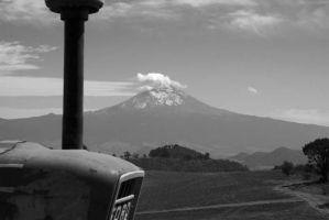 Popocatepetl by Vectorinox