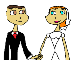 The Wedding Of Kyle And Jazz by dewayne16