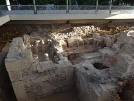 Roman baths - Untouched by woodsman2b