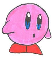 Kirby doodle by cmara