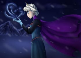 Let it go?... by NamyGaga