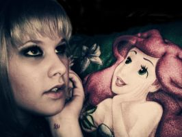 Part of Your World by butterfly-tattoo