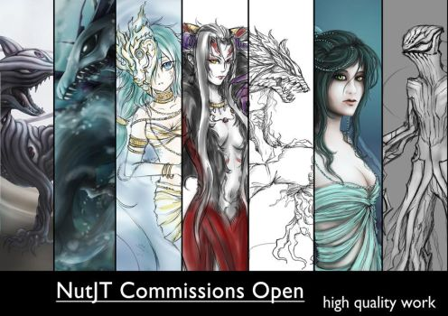 Commission open by nutJT
