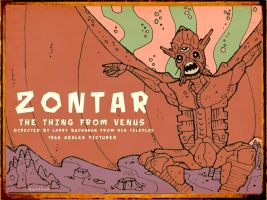 SFS: Zontar by Hartter