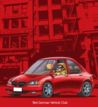 Rouge Beemer by BananaKing75