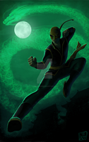 Iron Fist: the movie by omegaseraphx