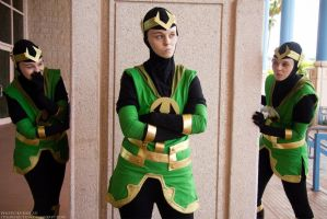 Journey into Mystery: Kid Loki by DeisCostumeCloset