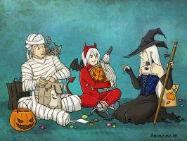 SHM Halloween by animama
