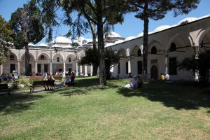 Istanbul - Topkapi Palace I by puppeteerHH