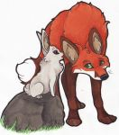 Sharing Secrets- F and H by IrisCanine