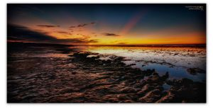 HDR Sunset by GoldenOrbDesigns