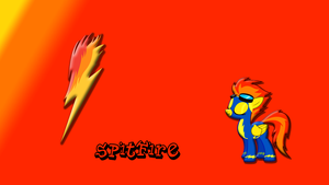 SpitFire Wallpaper by Diagon197