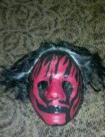 Home made Insidious Demon Mask by Garrett7392