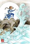 WATER GODDESS KATARA FROM AVATAR by aimeekitty