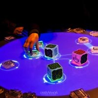 Reactable Live III by sixhundredsixty