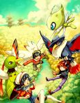 Pokemon Special : Johto Heroes by Sa-Dui