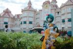 Dollfie Hatsune Miku at Disneyland paris. by Yapl12virus