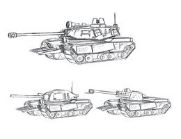 TJH SaberTooth Abrams Concepts by NewLegend1