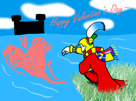 Happy Valentine's Day 2010 by MrTwinklehead