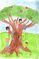 Tree of Youth by MineralRabbit