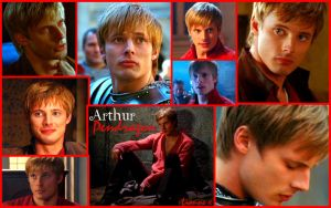 Arthur Pendragon Wallpaper :D by LiannexSupernatural