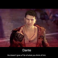 Screenshot Dante DMC 5 by Crazybandit1