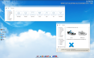Tema para Windows 7 Serenity -2 by 117fausto