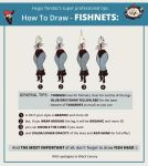 Drawing Tips - How to Draw Fishnets by HugoTendaz