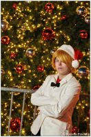 DRRR: Shizzy Christmas by CosplayerWithCamera