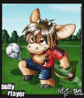 Bully Player by skifi