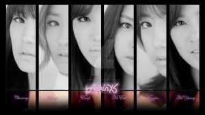 APink LUV Wallpaper by Fiveby5Studios