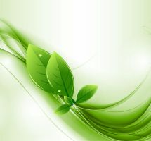 Leaves-and-Green-Wave-Vector by vectorbackgrounds