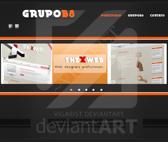 Grupo B8 - Home by VigarisT