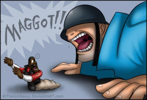 TF2 - MAGGOT by RatchetMario