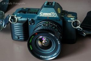 Canon T70 by TLO-Photography