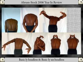 Basics-ly Headless 06 YIR by Ahrum-Stock