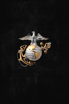 Marine Corps iPhone Wallpaper by thewill