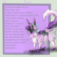 Aksel Valentine by UltimateSassMaster