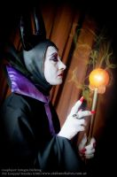 Maleficent by Integra-cosplay