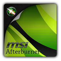 MSI Afterburner Software by Narcizze
