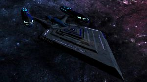UMSS Trenalk RGN-1801-F Version 2 by Marksman104