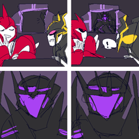 DID YOU ASSHOLES TAKE ALL THE ENERGON by uraniumKiss
