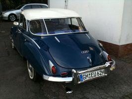 Auto Union 1000S Rear by HappyLuy