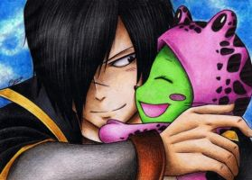 Rogue and Frosch by Reyos-Cheney
