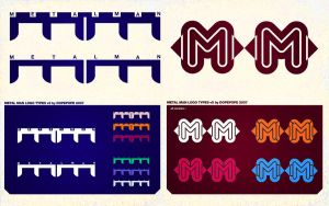 MM logos versions 3 - 4 by dopepope