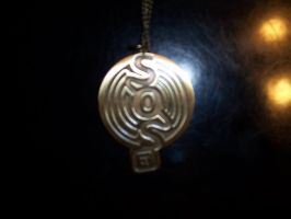 SOS Brigade logo Necklace by ANiMEGiR311