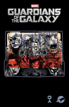 GOTG poster design by jolimint