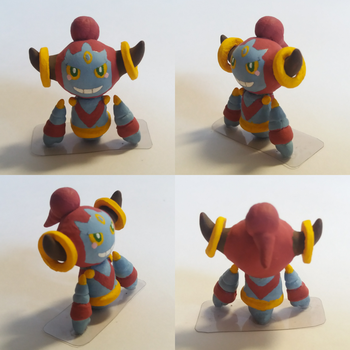 Hoopa Confined by Ash-Satoshi