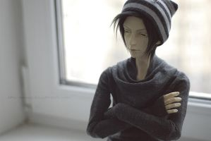 bjd: displeased by Chu-Momo