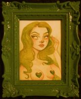 chartreuse by UrsulaDecay
